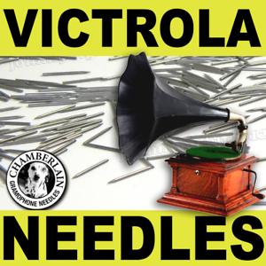 100-SOFT-Volume-NEEDLES-Gramophone-Victrola-Phonograph-Reproducer-Sound-Box