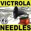 100-SOFT-Volume-NEEDLES-Gramophone-Victrola-Phonograph-Reproducer-Sound-Box thumbnail 1