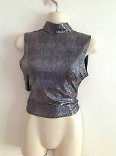 Sequin party blouse,,Sz S,Christmas party! Exc. con. L@@K!!