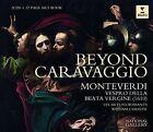 Beyond Caravaggio: Monteverdi Vespers, 1610 (CD, Sep-2016, 2 Discs, Erato (USA))
