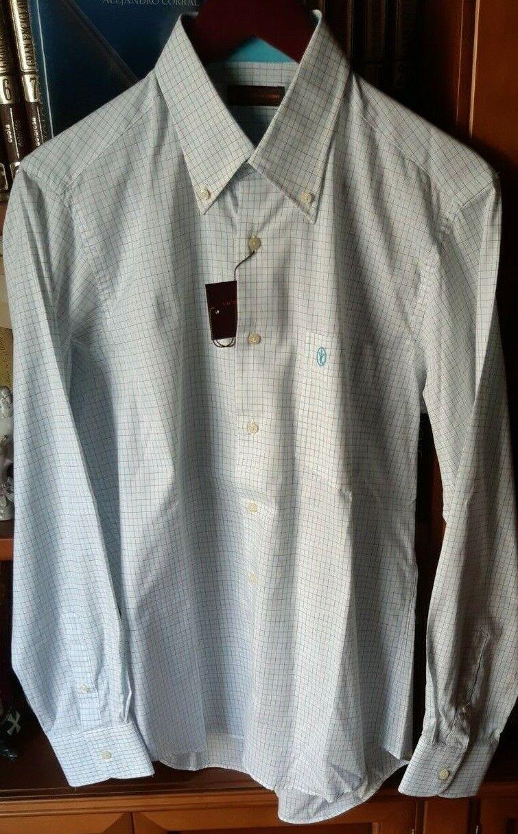 camisa de cuadros vichy Victorio & Lucchino , talla: 3 (equivale a...