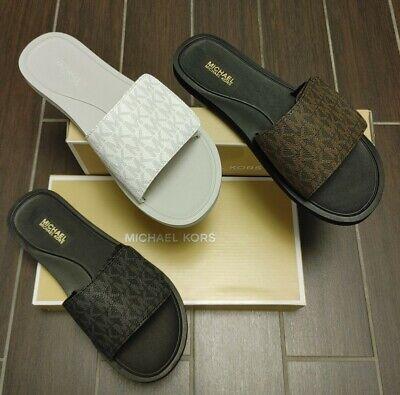 MK Gilmore Pool Slides Sandals