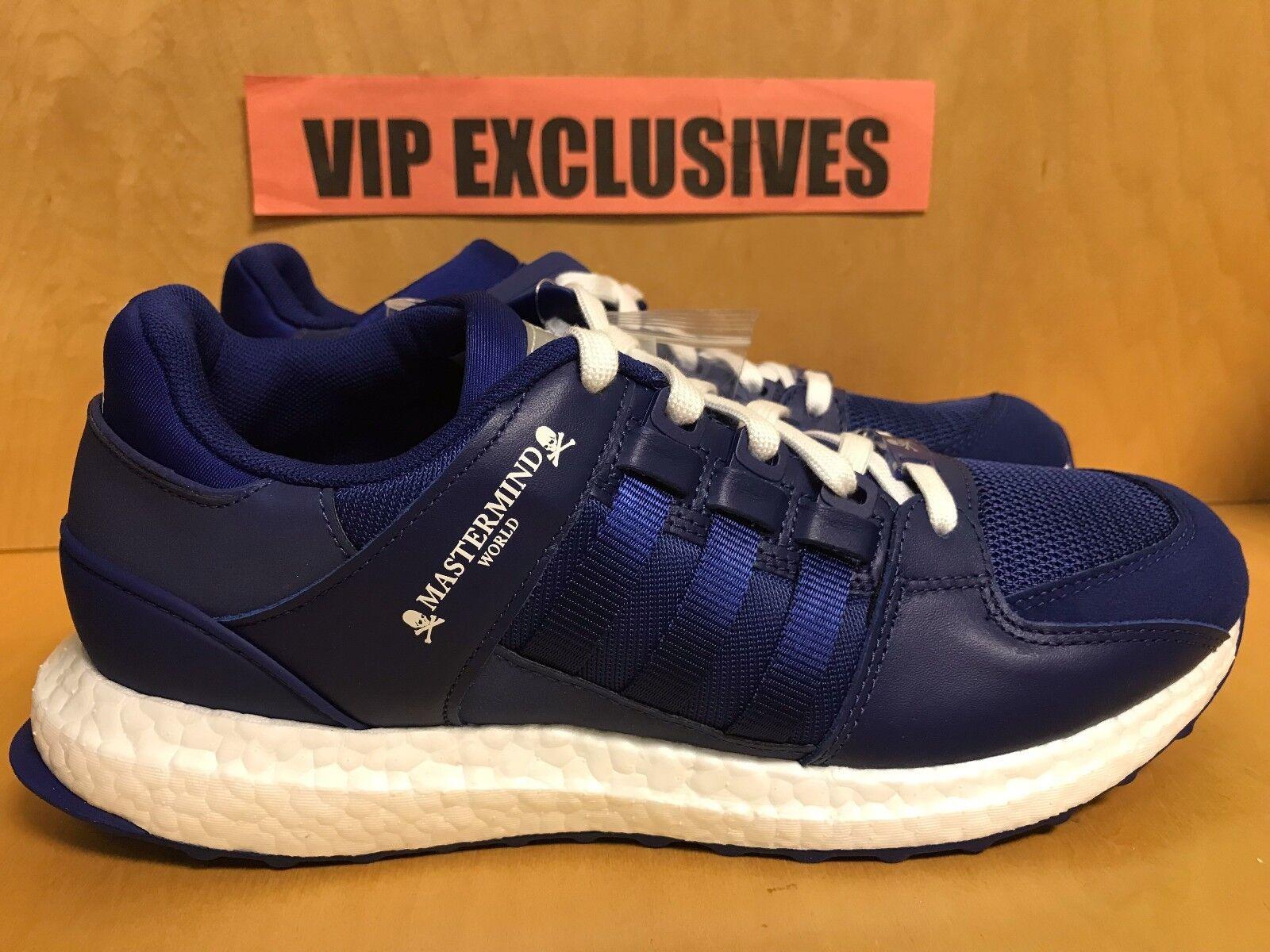 Adidas x Mastermind EQT Support Ultra MMW Blue Mystery Ink CQ1827 LIMITED