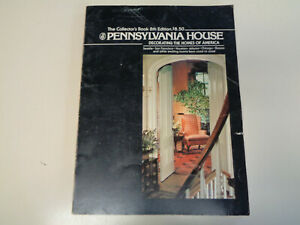 Pennsylvania-House-Furniture-Catalog-1970-s-Early-American-Colonial