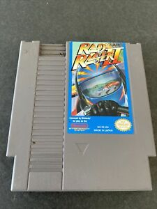 RAD RACER II 2 Nintendo NES Game Authentic TESTED