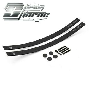 "GMC Silverado Sierra 1500 2WD 4WD 2/""-2.5/"" Rear Add-A-Leaf Spring Lift Kit"