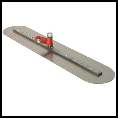 QLT By MARSHALLTOWN FR36R 36-Inch by 5-Inch Fresno Trowel with Round Ends