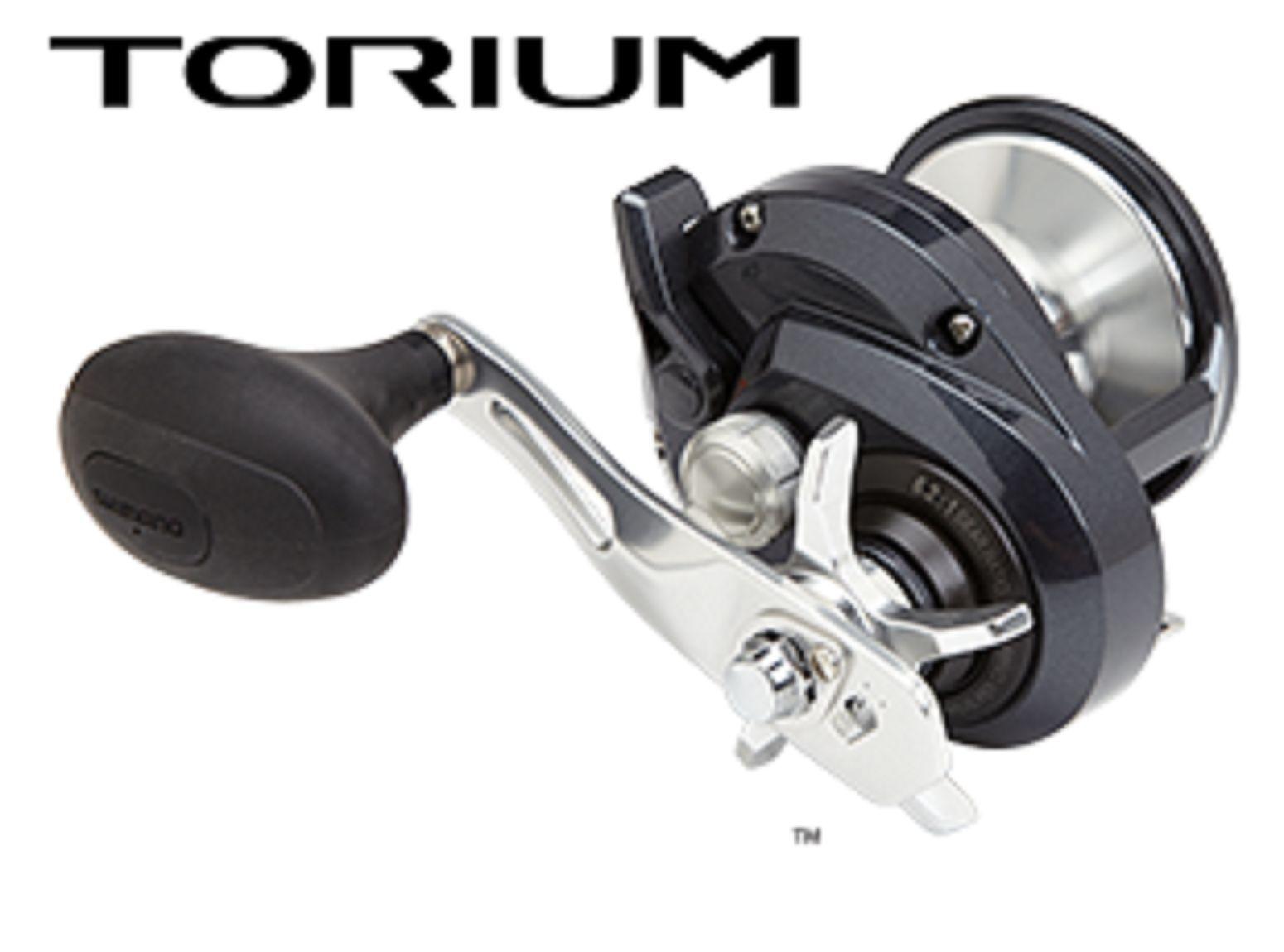 NEW Shimano Torium 20 LH 6.2 1 4BB 34025Lb Left Hand TOR20HGAL
