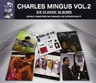 Six Classic Albums, Vol. 2 by Charles Mingus (CD, Jan-2014, Mischief Music)