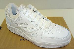 e5e7bf8497d REEBOK Royal BB4500 Low Men s Basketball Shoes M42682 White NEW