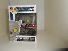 Funko Pop Harry Potter Rems Lupin Werwolf Werewwolf Exclusive 49