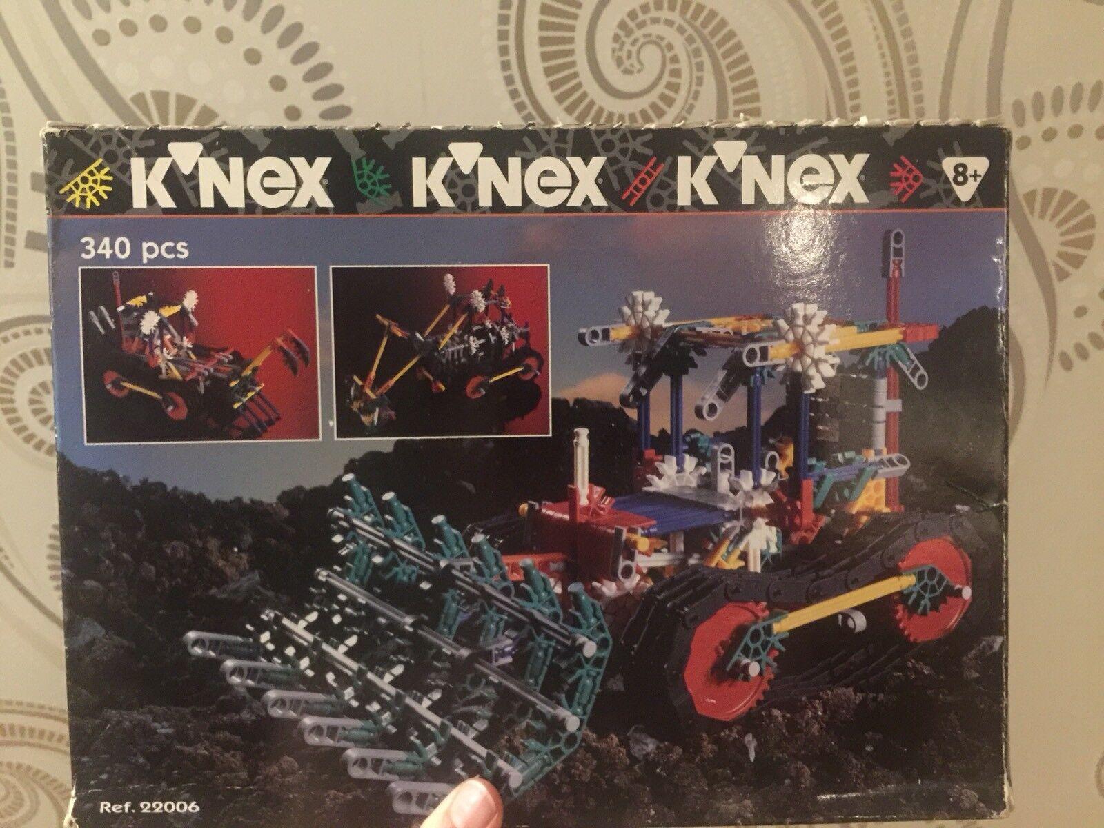 Knex Caterpillar - Ref Ref Ref 22006 New 9146de