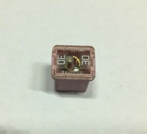 VAUXHALL-OPEL-ASTRA-J-Mk6-INSIGNIA-A-MK1-30-AMP-A-SLOW-BLOW-FUSE