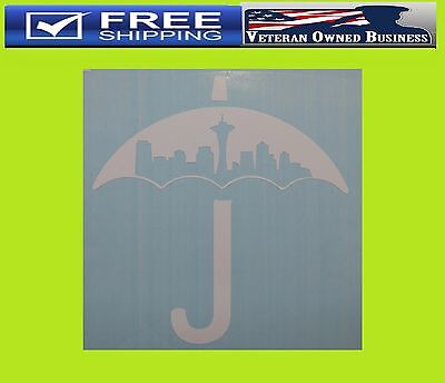 Seattle 206 Sticker JDM northwest evo wrx decal car vinyl decal racing ill
