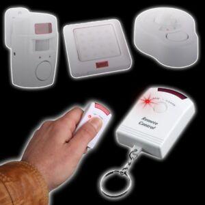 FIRST ALARM Infrarot Fernbedienungen für Sensoralarm Deckenalarm LED Wandleuchte