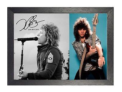Jon Bon Jovi 7 American Singer Songwriter Record Producer Philanthropist Poster