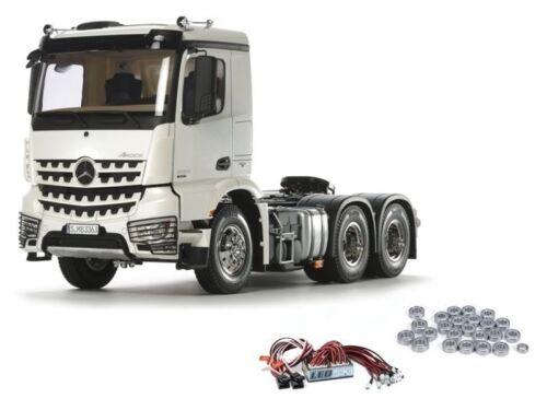 Tamiya Mercedes Benz Arocs 3363 6x4 1:14 Truck Kugellager #300056352LEDKU LED