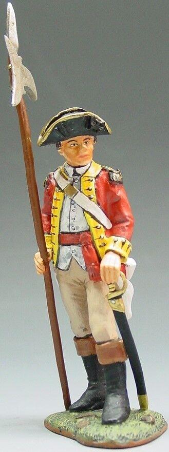 King & Land Britisch Revolutionär BR021 10th Lincolnshire Offizier mit Hecht MIB