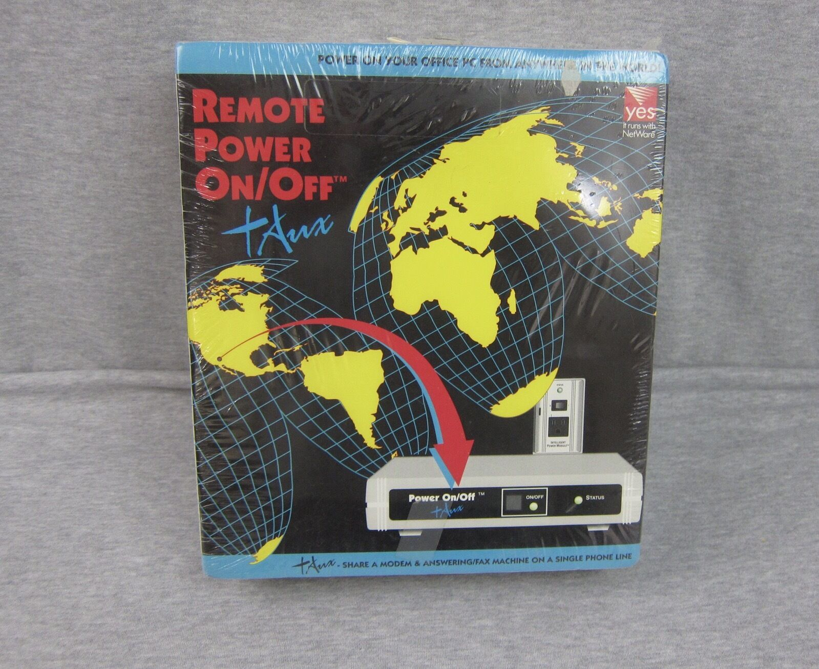 NEW Server Technology Remote Power On/Off T Aux Share a modem Device SEALED 1