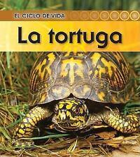 La tortuga (El ciclo de vida) (Spanish Edition)-ExLibrary