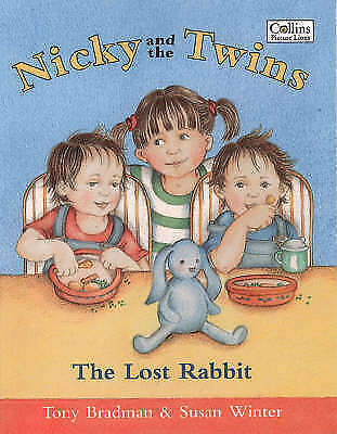 Very Good, Nicky and the Twins: The Lost Rabbit (Nicky & the Twins), Bradman, To