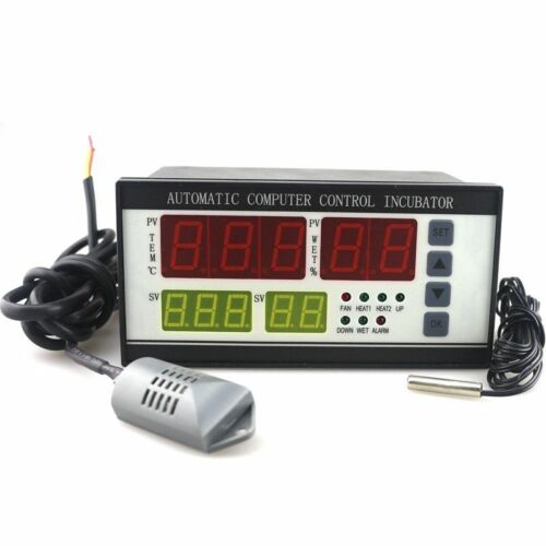 Digital Automatic Computer Incubator Controller Temperature Humidity Controller
