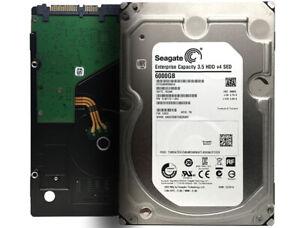 Seagate Constellation ES.3 ST6000NM0044 6TB 128MB 7200RPM 6.0Gb/s 3.5 Hard Drive