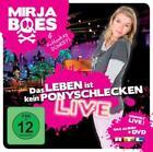 Das Leben ist kein Ponyschlecken-LIVE von Mirja Boes (2015), Neu OVP, CD & DVD