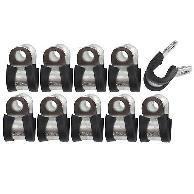 "Brake Pipe Clips for 3//16/"" Lines Spree of 10 P FL26"