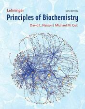 Lehninger Principles of Biochemistry US Sixth Edition
