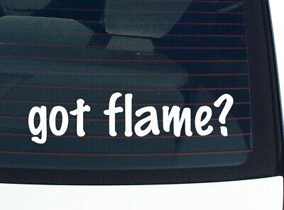 FIRECRACKER FIRE WORKS FUNNY CAR DECAL BUMPER STICKER WALL got fireworks