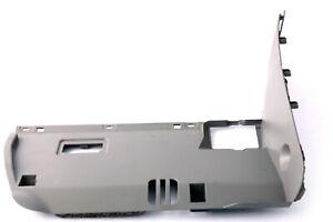 BMW 5 Series E60 E61 Cover Passenger's Footwell Trim Panel Bottom Grey 7156235