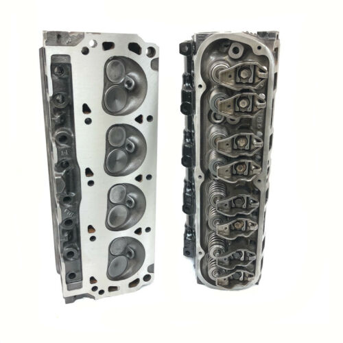 Pair Ford GT40P 302 5.0L 4 Bar Cylinder Head Assembly Genuine OEM SET