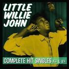 Complete Hits Singles A's & B's von Little Willie John (2012)