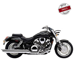 Quick Detachable Bag System FOR HONDA SHADOW ACE 750 WITH OEM BACKREST