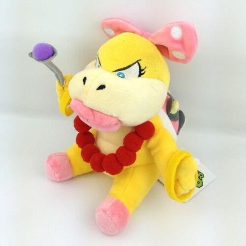 7X Super Mario Koopalings Larry Iggy Lemmy Roy Ludwig Morton Koopa Plush Toy ETC