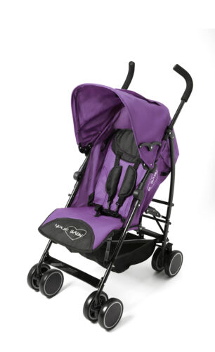 Your Baby California Baby Buggy//Pushchair Purple