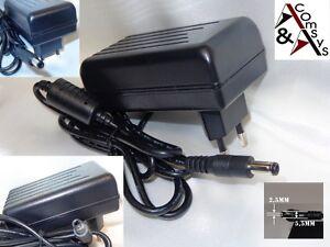 Netzteil Adapter Ladegerät Ladekabel 5V 6V 4A 20W für diverse Geräte 5.5*2.5 #54