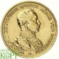 Z902) j.253 di Prussia 20 Mark 1913 a Guglielmo II 1888-1918 ORO