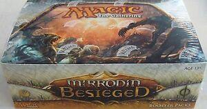 Magic-the-Gathering-MTG-Mirrodin-Besieged-Sealed-36-Pack-Booster-Box-English