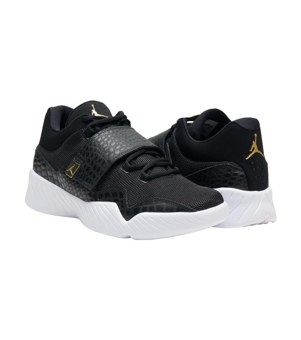 Men's Air Jordan J23 Lifestyle Sneaker Black White Sz 8-12 854557-004 NIB