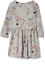 BABY GAP GIRL SUPERGIRL FRENCH TERRY FIT AND FLARE DRESS NWT 2T 3T N7 NNN