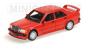 Minichamps 437032001 Mercedes-benz 190 Evo 1 (w201) - 1990 1:43 # Dans