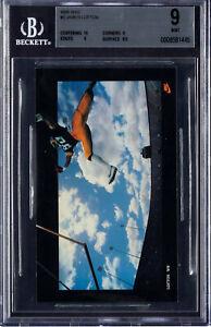 1985 Nike Promo Card #3 James Lofton BGS MINT 9