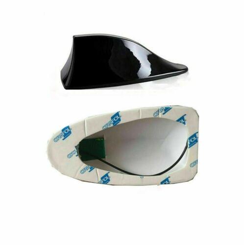 pour Chevrolet Cruze compatible pour SAV//Nat Aileron de Requin Fonctionnel Noir Antenne