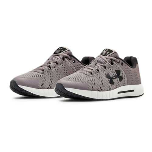 Under Armour Womens Micro G Pursuit BP Running Shoes Trainers Sneakers Purple