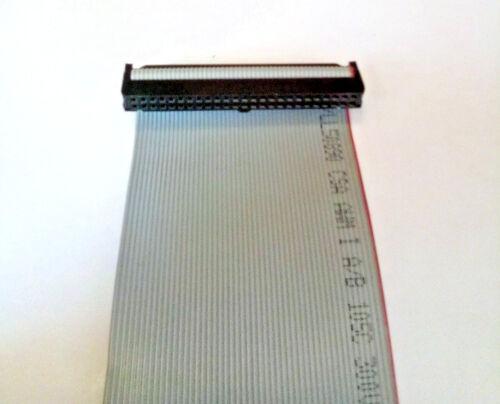 E15369 1//LL50890 2Ft 300V A//B 50 Pin Ribbon Cable