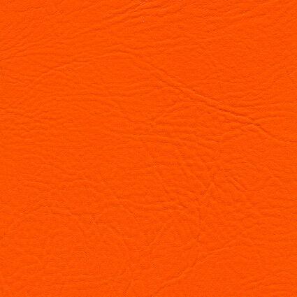 Boot Automobil Motorrad Outdoor Polster Kunstleder Sitzbezug Meterware Orange