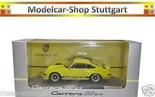Porsche 911 Carrera RS 2.7 Anno 1980 giallo chiaro - Minichamps 1:43 WAP0201420J