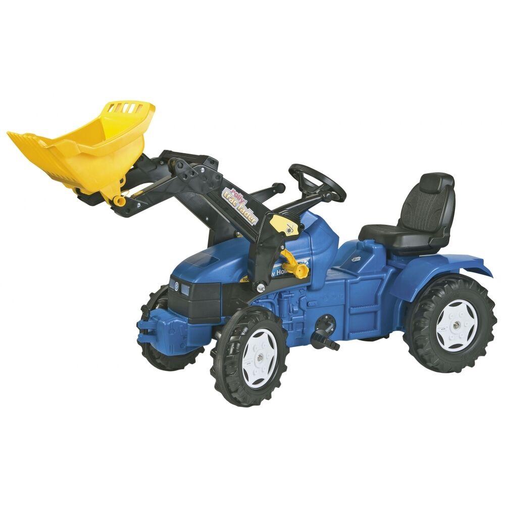 Walter 66501 Traktor aus Buchenholz Bauernhof